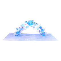 Dream Planet--3D Greeting Card, Pop Up Card, Pop Out Card - $6.38