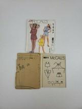 MCCALL'S UNCUT SEWING PATTERN #9611 Children's & Girls Tops & Shorts SZ ... - $14.99