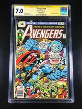 Avengers #149 Price Variant (Marvel, 1976) CGC 7.0 SS Stan Lee - $445.50