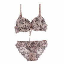 Sexy lace bra and brief panty set bras underwear womens intimates - $20.99