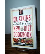 Dr. Atkins Quick & Easy New Diet Cookbook - $5.99
