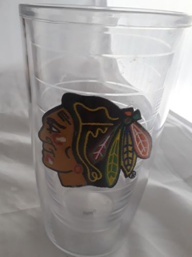 Tervis NHL Chicago Blackhawks Insulated Tumbler Cup Hot or Cold Drinks