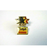 Budget Rent A Car 1984 Los Angeles Olympics Limited Edition Sponsor Pin ... - $9.74