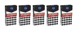 FAZER 5 x 40g SALMIAKKI Finland - $11.87