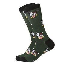 1635C man socks color combed cotton autumn winter warm breathble couple ... - $26.91