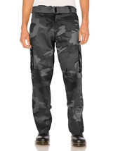 SW Men's Tactical Combat US Force Military Army Cargo Pants Trousers with Belt image 2