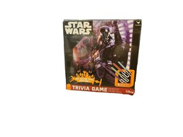 Star Wars Trivia Board Game - New Sealed Box - $25.20