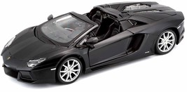 Maisto Lamborghini Aventador LP 700-4 Roadster Die Cast Vehicle 1:24 Sca... - $23.79