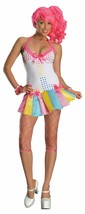 Secret Wishes Sexy Candy Girl Ravers Emo Dancer Costume NIP