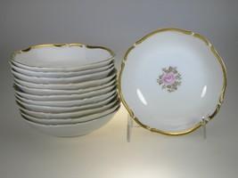 Seyie Fine China Gloria Fruit Bowls Set of 12 - $49.51