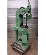 Greenerd 3-1/2 RATCHETING Arbor Press on stand - $1,336.50