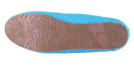 Etnies Women's Circe Eco W's Turquoise Blue Flats Mary Jane Canvas Shoes NIB image 7