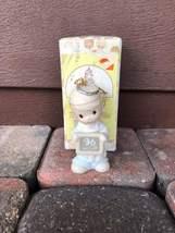 1996 Precious Moments Enesco Peace On Earth Anyway Angel Ornament Figurine  - $3.17
