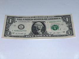 2013 $1 Dollar Bill US Bank Note 3-Pairs 2 7 8 48822177 Fancy Money Seri... - $13.78