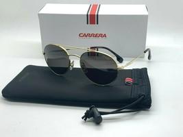 Carrera 131/S J5G Gold 56-19-145 Uv Protect Sunglasses/ Case&Cloth - $46.53