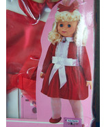 "24""  PRETTY PARTY DRESS fits most 24"" Dolls   NRFB but box is worn... - $23.76"