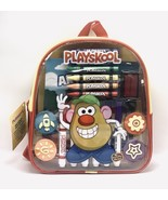 Playskool Activity Backpack Mr. Potato Head School Crafts Kids Set - $12.86