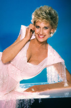 Tammy Wynette striking glamour pose busty in evening dress 24x18 Poster - $23.99
