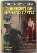 Judy Bolton no.38 Secret of the Sand Castle 1st Edition hc Margaret Sutton - $56.00