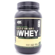 ON Gold Standard 100% Whey Protein Natural Chocolate 2lbs Optimum Nutrition  - $31.31