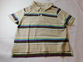 The Children's Place Baby Jungen Kurzarm Polo Hemd Größe 6-9 Monate Lt H... - $25.02