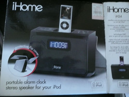 ihome with 8GB 4th Gen itouch bundel - $64.86 CAD