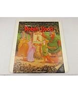Walt Disney Robin Hood Video Disc - RARE - HARD TO FIND  !!!! - $49.99