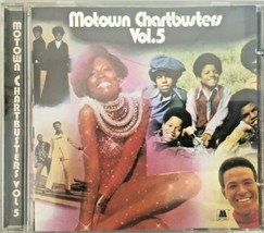 Motown Chartbusters Vol. 5 Compilation CD Album - $8.99