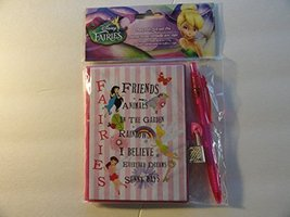 Fairies Diary with Lock and Pen - $2.99