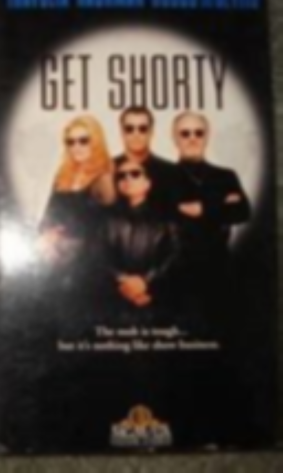 Get Shorty Vhs