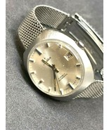 TRADITION SWISS MADE AUTOMATIC WATCH 17 JEWELS MESH BAND serviced - $210.38
