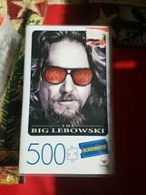The Big Lebowski 500 Piece Puzzle Cardinal Blockbuster ~THE DUDE! - $22.99