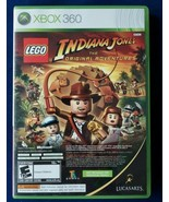 Lego Indiana Jones The Original Adventures Kung Fu Panda Microsoft Xbox ... - $15.79