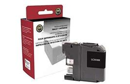Inksters Remanufactured High Yield Black Ink Cartridge Replacement for Brother L - $15.93