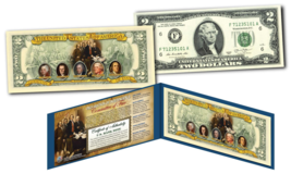 COMMITTEE OF FIVE Original Five Drafted the Declaration Legal Tender U.S... - $13.81