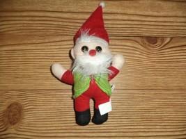 Cute fabric Santa - $0.98