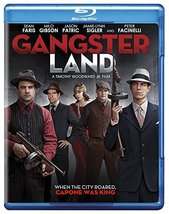 Gangster Land [Blu-ray] (2018)