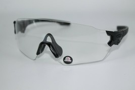 Oakley SI Tombstone Sunglasses OO9328-05 Matte Black W/ Clear Lens ANSI ... - $69.29