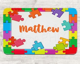 Personalized Children's Board Game and Toy Block Building Playmat | Puzz... - $24.99