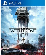 PS4 Star Wars Battle Front BATTLEFRONT PlayStation 4 Japan Game Japanese - $44.12