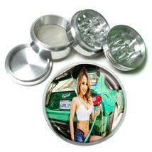 Colorado Pin Up Girls D9 63mm Aluminum Kitchen Grinder 4 Piece Herbs & Spices - $13.81