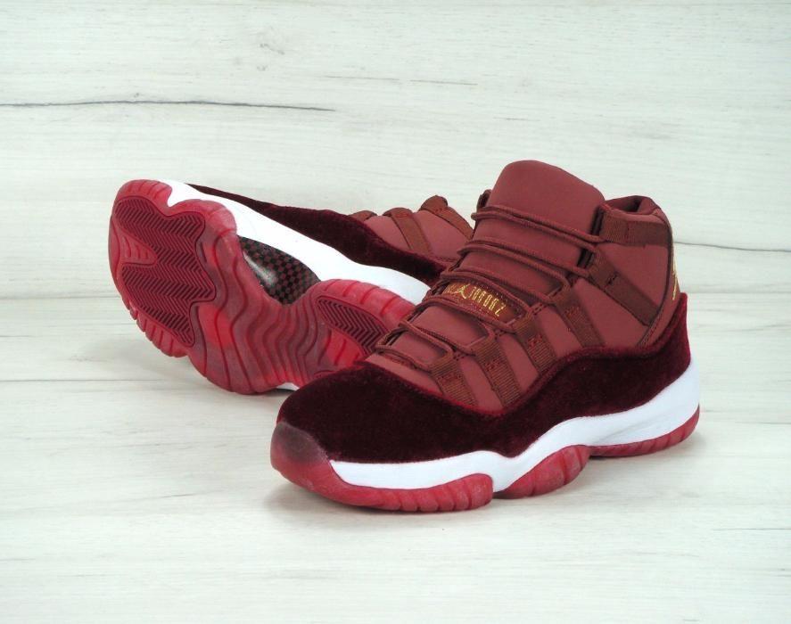 innovative design 99cf5 c6eb0 Women Nike Air Jordan 11 Red Velvet Receipt and 33 similar items
