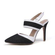 Women's Baotou Fine-heeled Sandals - $39.73