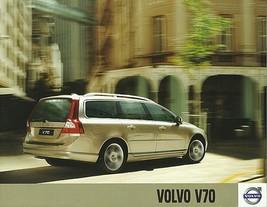2010 Volvo V70 wagon sales brochure catalog 10 US 3.2 R-Design - $8.00