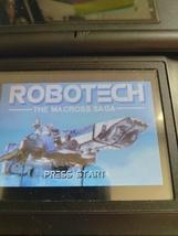 Nintendo Game Boy Advance GBA RoboTech: The Macross Saga image 1