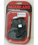 Safariland Smith & Wesson ALS Paddle Holster LEFT 6378-01-412 STX Plain - $34.65
