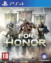 For Honor PS4 Brand New Factory Sealed Video Game Kids - $35.63