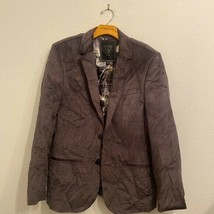 GUESS Dark Gray Coat Size Small - $78.21