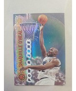 Shaquille O'Neal ~ 1995 Topps Stadium Club #PZ1 ~ Single Basketball Trading Card - £6.92 GBP