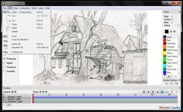 Pencil2D Pro 2D Animation / Drawing Software Download Guide - $16.50